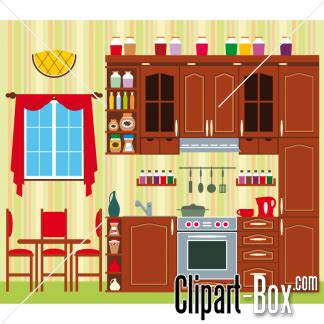 Clip Cucina by Kitchen Design Clipart Clipart Suggest