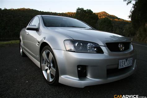 2008 Holden Ve Commodore Ss V Ute Review