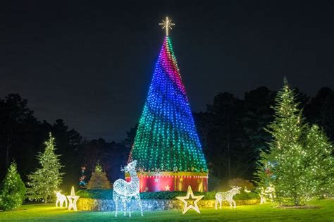Magical Nights Of Lights by Magical Nights Of Lights Celebrates 25 Years Gainesville