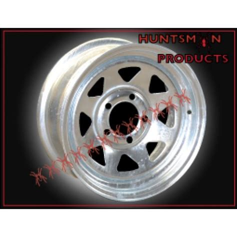 Boat Trailer Wheel Stud Pattern by 13 Quot Galvanised Ford
