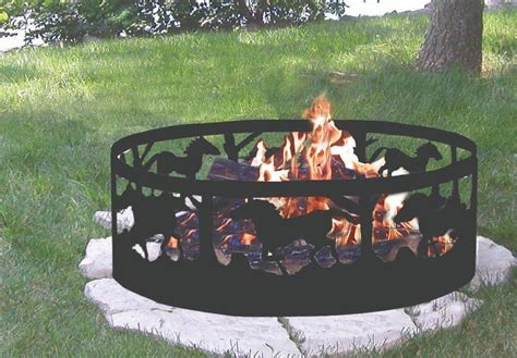 Cobraco Horse Campfire Ring Frhors369 Kitchen Design Showrooms Painting Tile Nook Seating California Pizza Irvine Spectrum Best Rated Knives Store Seattle How To Buy Cabinets Floor