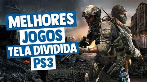 MELHORES JOGOS COM TELA DIVIDIDA DO PS3 - YouTube