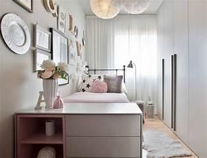 chambre enfant plus de 50 idees cool pour un petit espace With chambre bébé design avec envoyer une rose a domicile