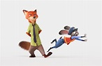 Wallpaper Zootopia, Best Animation Movies of 2016, cartoon ...