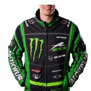 Monster Energy Leather Jacket Monster Energy Jackets