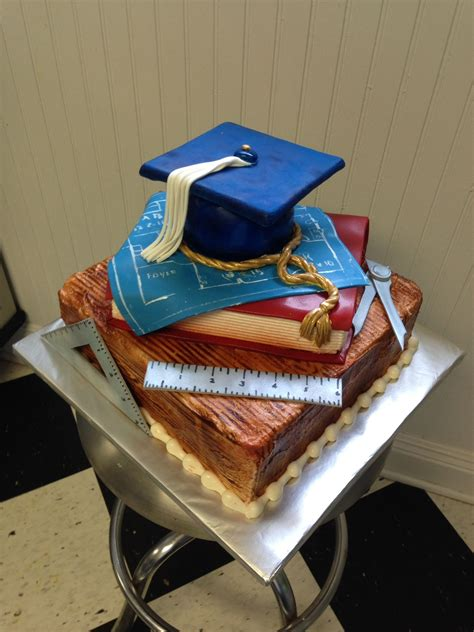 Architecture Decoration by Architect Graduation Cake Church Cakery In 2019