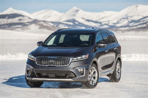 kia sorento review ratings specs prices