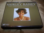 SHIRLEY BASSEY : THE ESSENTIAL COLLECTION 3 CD BOX SET ...