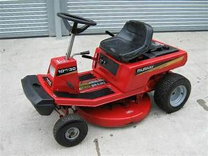 Murray 10  30 Ride On Tractor Mower 30 U0026quot  Cut