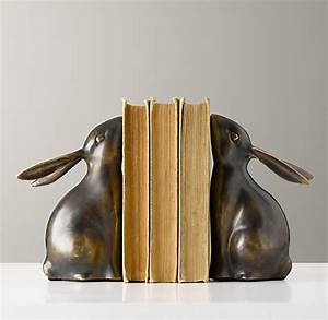 Bunny Bookends Set Of 2