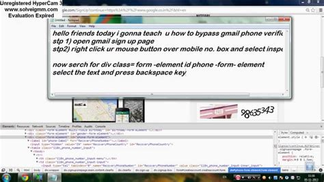 how to bypass gmail phone verification how to bypass gmail phone verification