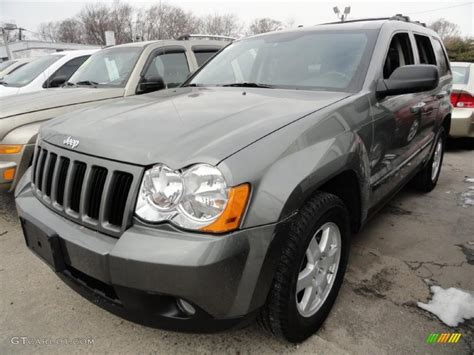 jeep grand cherokee gray 2008 mineral gray metallic jeep grand cherokee laredo 4x4
