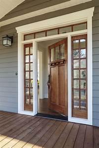 70, Beautiful, Farmhouse, Front, Door, Design, Ideas, And, Decor, 32