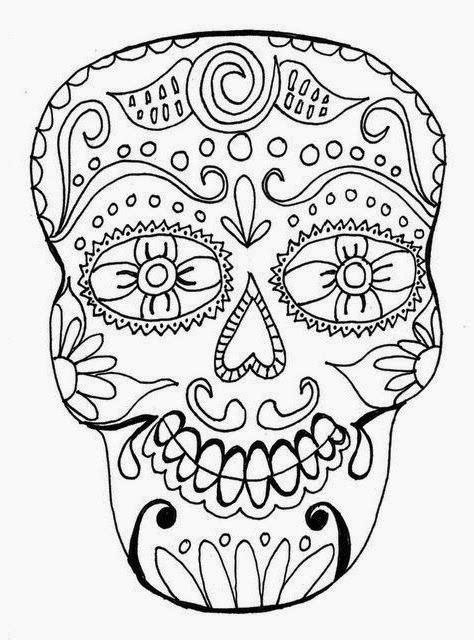 280+ Best Sugar Skull Tattoo Designs With Meanings (2020