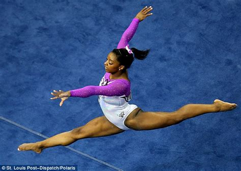 Biles Floor Routine 2015 by 100 Biles Floor Routine 2015 Biles
