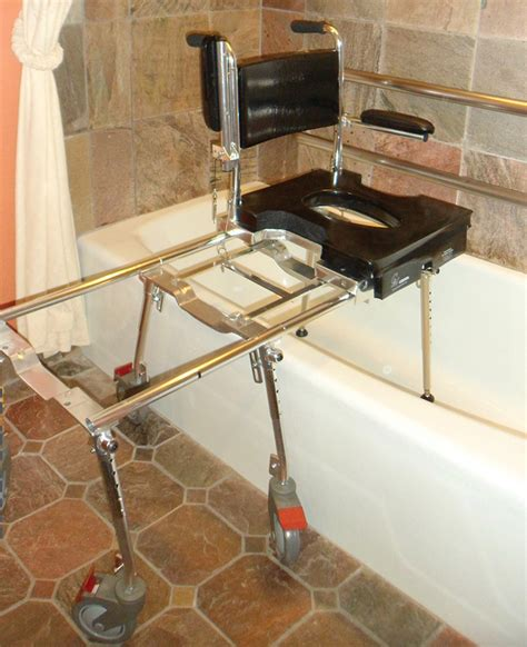 bathroom equipment not medically necessary new mobility