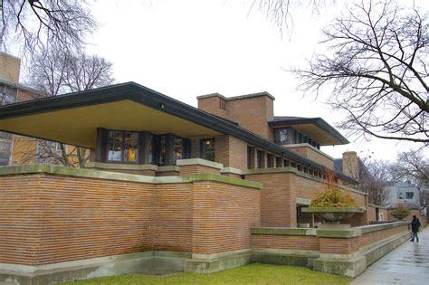 Frank Lloyd Wright A Chicago  Itinerario Di Architettura