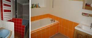 amenagement salle de bain lecelles raismes saint amand les With salle de bain 2 couleurs