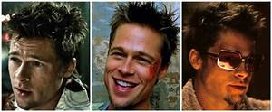 How to Get Brad Pitt's Fury Hairstyle: Pompadour Hair Cut