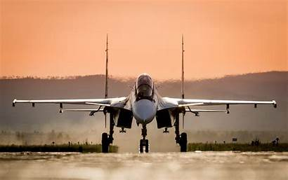 Fighter Su Plane Sukhoi Aircraft Military 4k