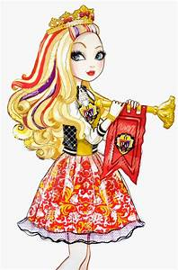 Ever After High School Spirit 2-pack Apple White Artwork ...