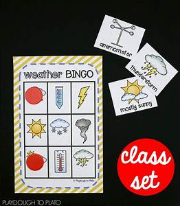 Weather Activity Pack - The Stem Laboratory