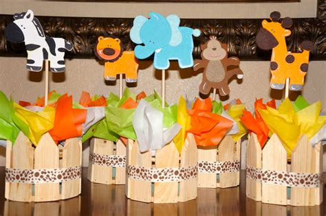 baby shower safari decorations etsy your place to buy and sell all things handmade