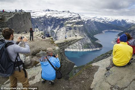 Trolltunga Guide Says It Was Only A Matter Of Time