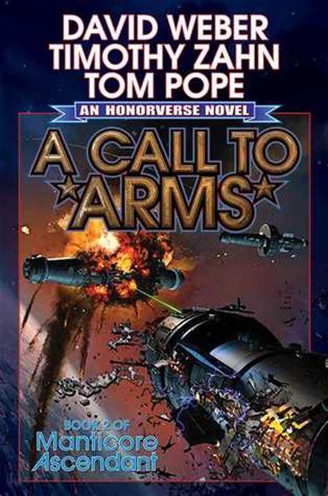 call  arms  david weber