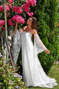 Robes De Mariée Bohème Chic : robes de mari e hippie chic mariage toulouse ~ Nature-et-papiers.com Idées de Décoration
