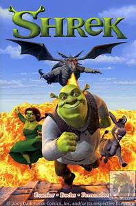The Graphic Classroom  Shrek