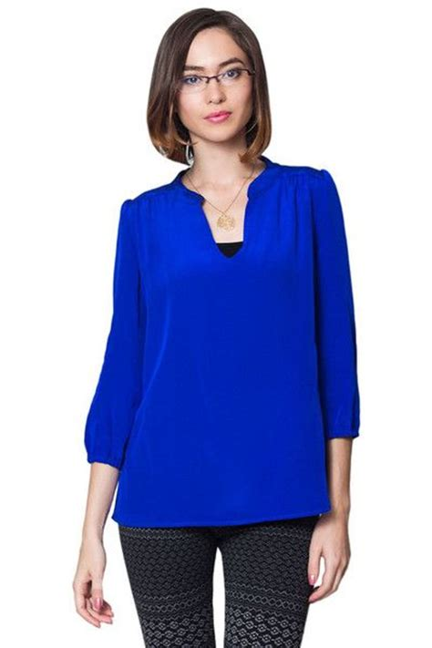 blue blouses pin by begood clothing on 39 s fall 13