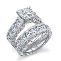 3 band wedding ring engagement ring and wedding rings since 1900