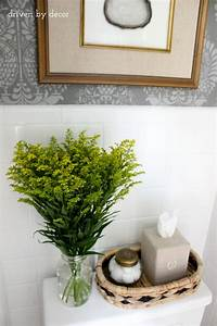 And Finally The Bathroom Reveal! - Driven by Decor