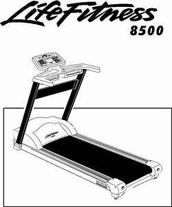 Life Fitness Tr 8500 User Manual