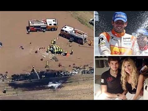 videosean edwards killed  porsche crash  queensland