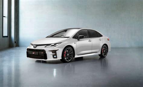 Will the Toyota GR Corolla sedan look this good? - ForceGT.com