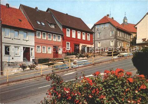St Andreasberg Harz Breite Strasse Kat Sankt Andreasberg