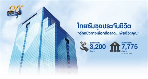 The project includes three separate buildings above. งาน Thai Samsung Life Insurance สาขา ขอนแก่น