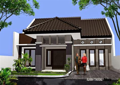desain rumah minimalis bentuk  arcadia desain