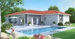 Maison plain pied 120m2 maisons ideales for Plan maison 3d gratuit 7 maison plain pied 120m178 maisons ideales