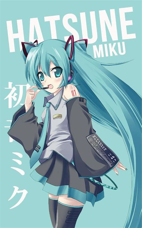 Anime Wallpaper Hd Hatsune Miku Happy Go Miku Wallpapers 60 Wallpapers Hd Wallpapers