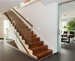 Treppe Mit Glasgeländer : wiehl treppen aufgesattelte treppen ~ Sanjose-hotels-ca.com Haus und Dekorationen