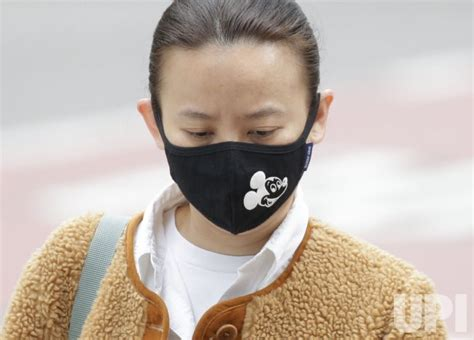 Pedestrians Wear Face Masks in New York City - UPI.com