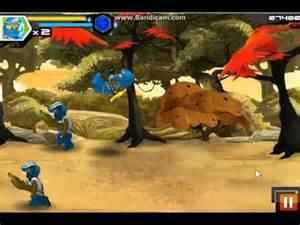 LEGO Ninjago Spinjitzu Games