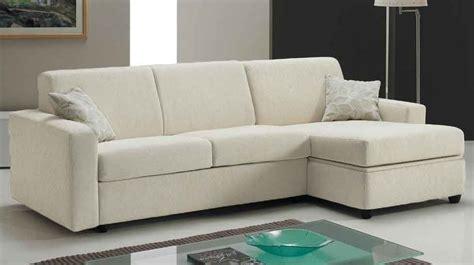 canapé lit 140 cm canapé lit angle réversible couchage 140 cm tissu blanc