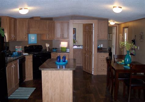 wide mobile home interior design modern single wide manufactured home