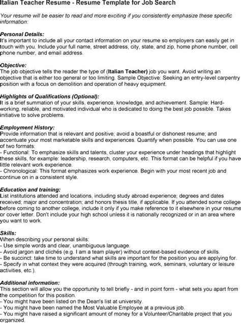 sle resume for paraprofessional position 14554 sle resume for b ed teachers resumes special education special cv template language