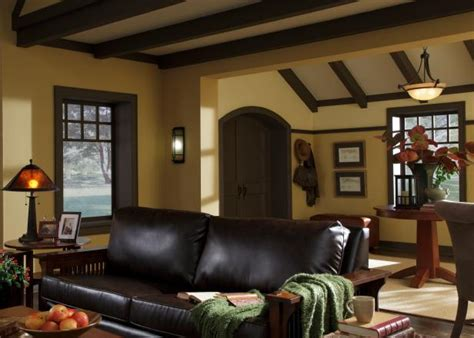 craftsman home interior design design a craftsman living room hgtv