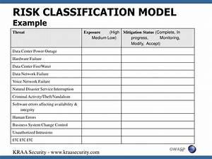 supplier risk assessment With vendor risk assessment template